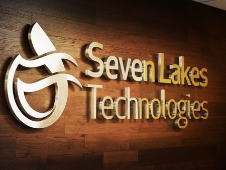 InteriorBusinessSign_SevenLakesTechnologies_Westlake_PremiumSignSolutions