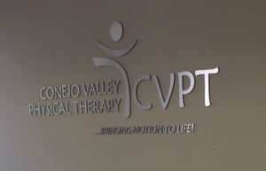 LobbySign_ThousandOaks_ConejoValleyPhysicalTherapy_3Dsign_PremiumSignSolutions