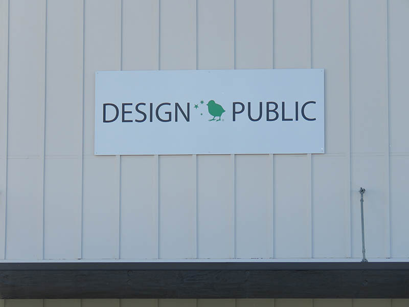 Business Sign, Design Public in Malibu