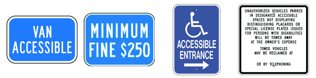 ADA-parking-signage