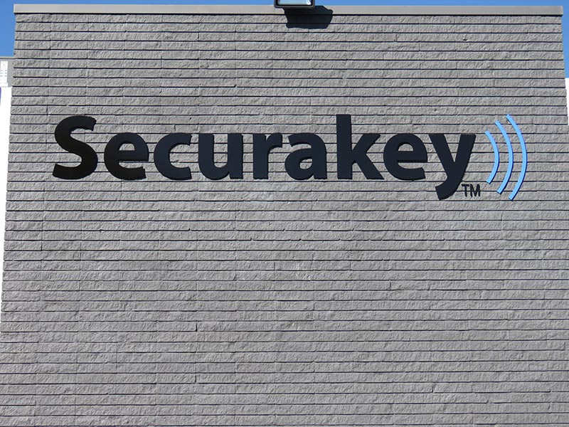 3d Metal Letters, SecuraKey in Northridge
