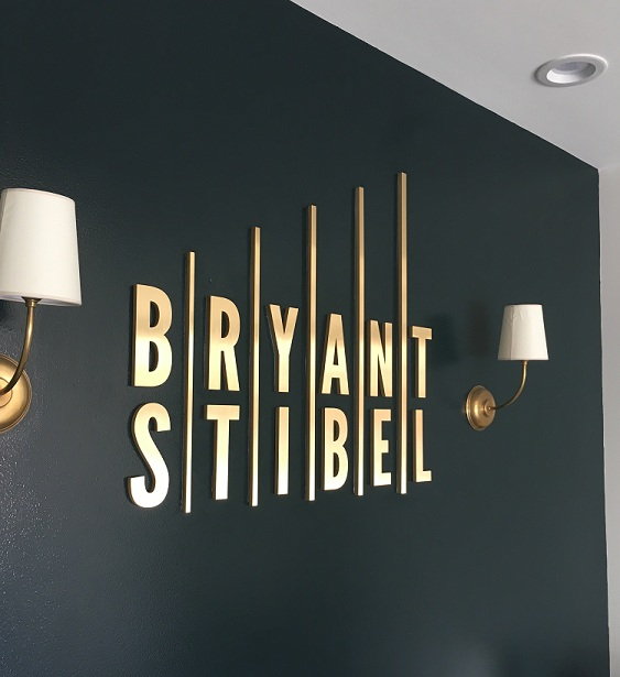 lobby sign, reception sign, business sign, 3D sign, office sign