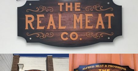 Exterior Sign, Storefront Sign, Lobby Sign, Custom Sign, business sign, sign package
