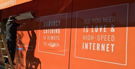 business signs, restaurant signs, wall graphics, vinyl decals, vinyl graphics