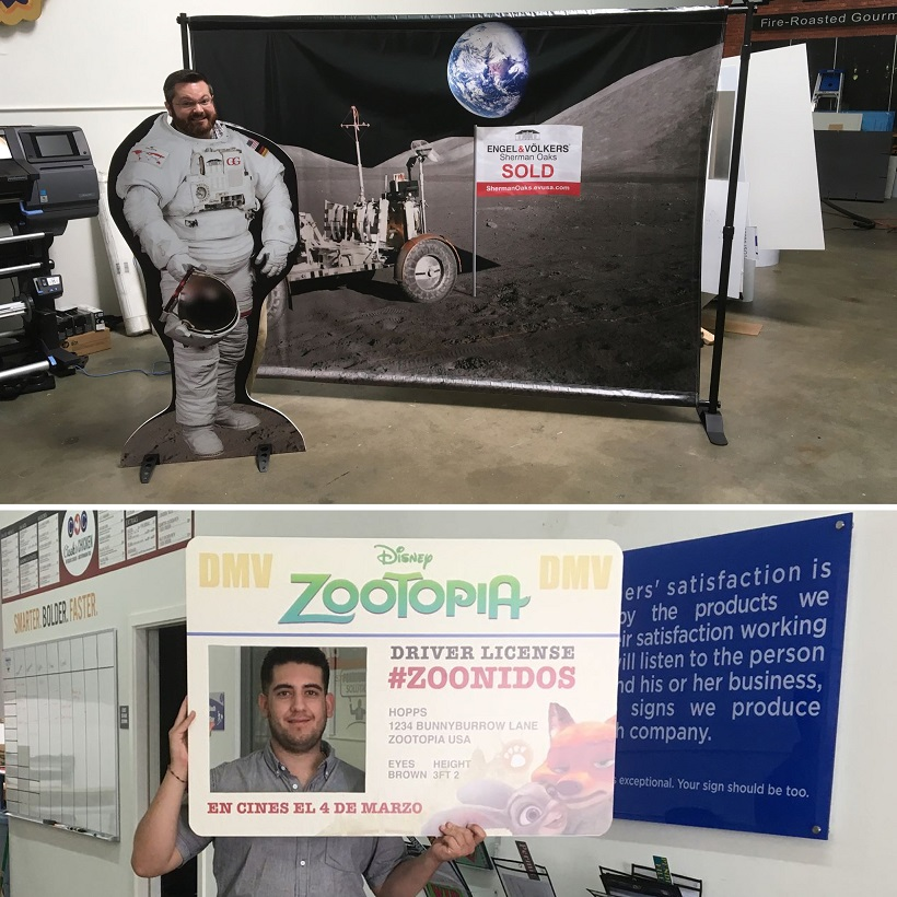 photobooth, tradeshow booth, event booth, interactive signs, party signs, cutout, selfie, trade show, Los Angeles