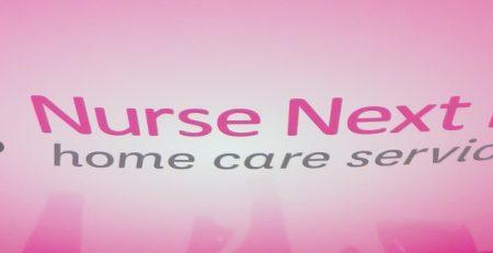 car wrap, vinyl wrap, vehicle wrap, outdoor sign, nursing service, healthcare, Los Angeles, San Fernando valley