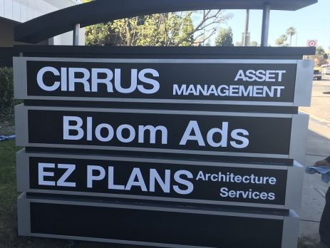 brushed metal signs archives premium solutions