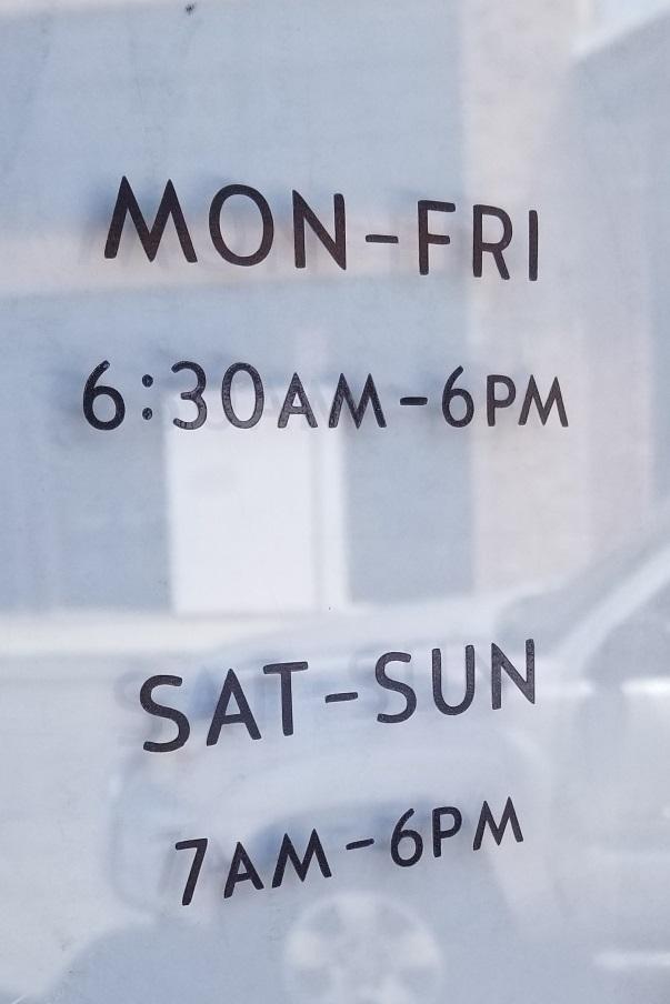custom sign, custom window graphics, window vinyl, window graphics, sign companies, sign makers, restaurant signs, store sign, sign maker, sign company, blue bottle, coffee shop, cafe sign