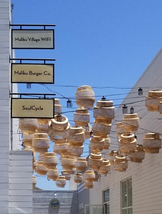 wood signs, custom signs, routed wooden signs, exterior signs, business signs, sign companies, property management, malibu