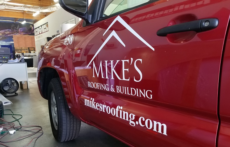 car graphics, vinyl lettering, vehicle lettering, car wraps, fleet wraps, sign companies, van nuys, vehicle graphics