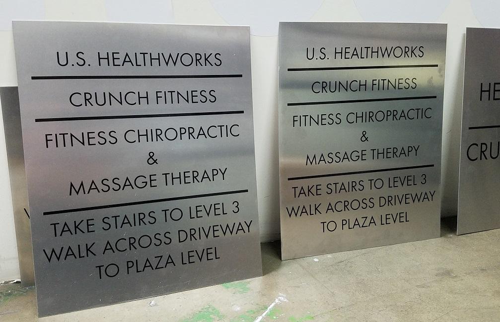 wood signs, metal signs, acrylic plaque, acrylic signs, exterior signs, sign makers, tarzana, sign company, san fernando valley, san fernando, business signs