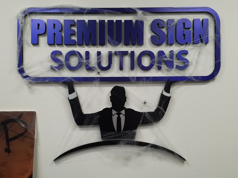 sign makers, sign company, tarzana, san fernando valley, lobby signs, holiday signage, event signs, dimensional signs, metal signs, holiday signs, photobooth