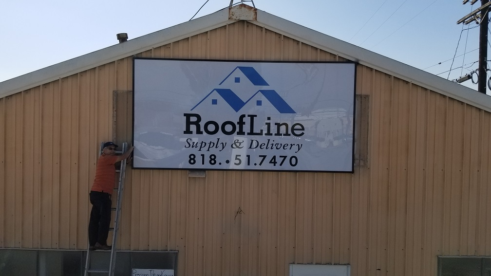 Exterior building sign, commercial building sign, building sign near me, outdoor building sign, company sign for building, exterior signs, Business Sign Company, Exteior Signage Sun Valley, giant building sign, business sign,