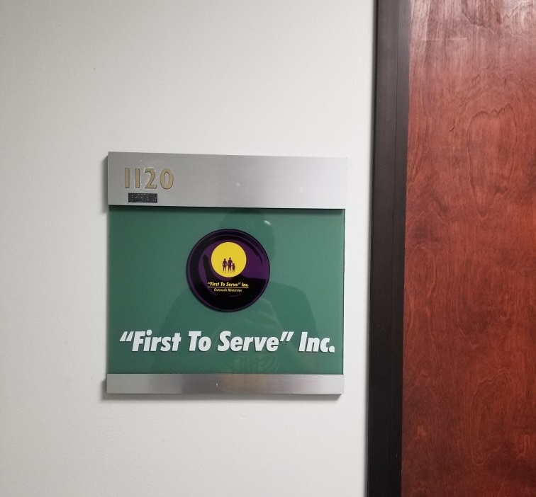 directory suite sign, indoor sign, interior signs, office signs, business signs, wayfinding signs, directory signs, property management, directional signs, first to serve, business signs, sign company, premium sign solutions