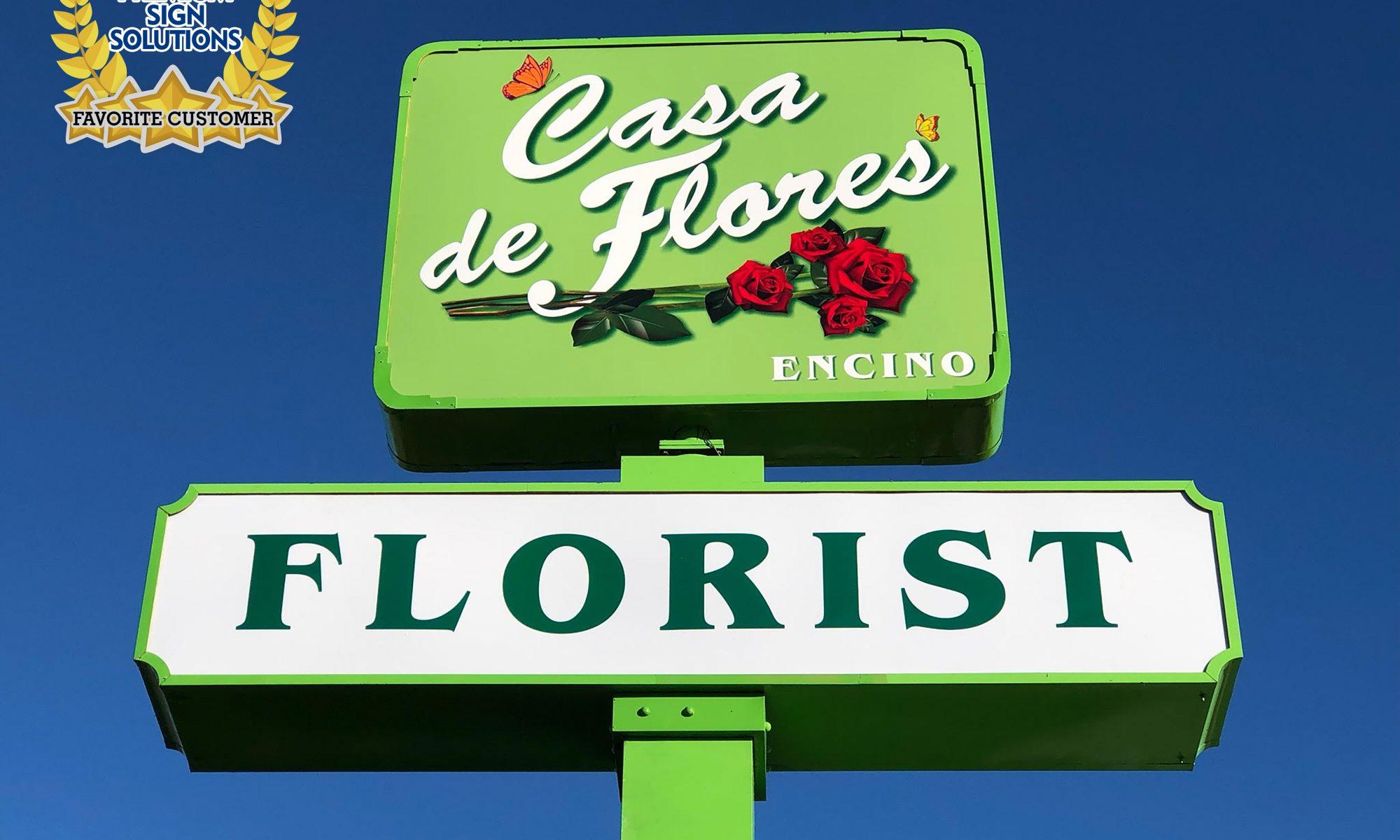 Casa De Flores remains open for flower delivery services!