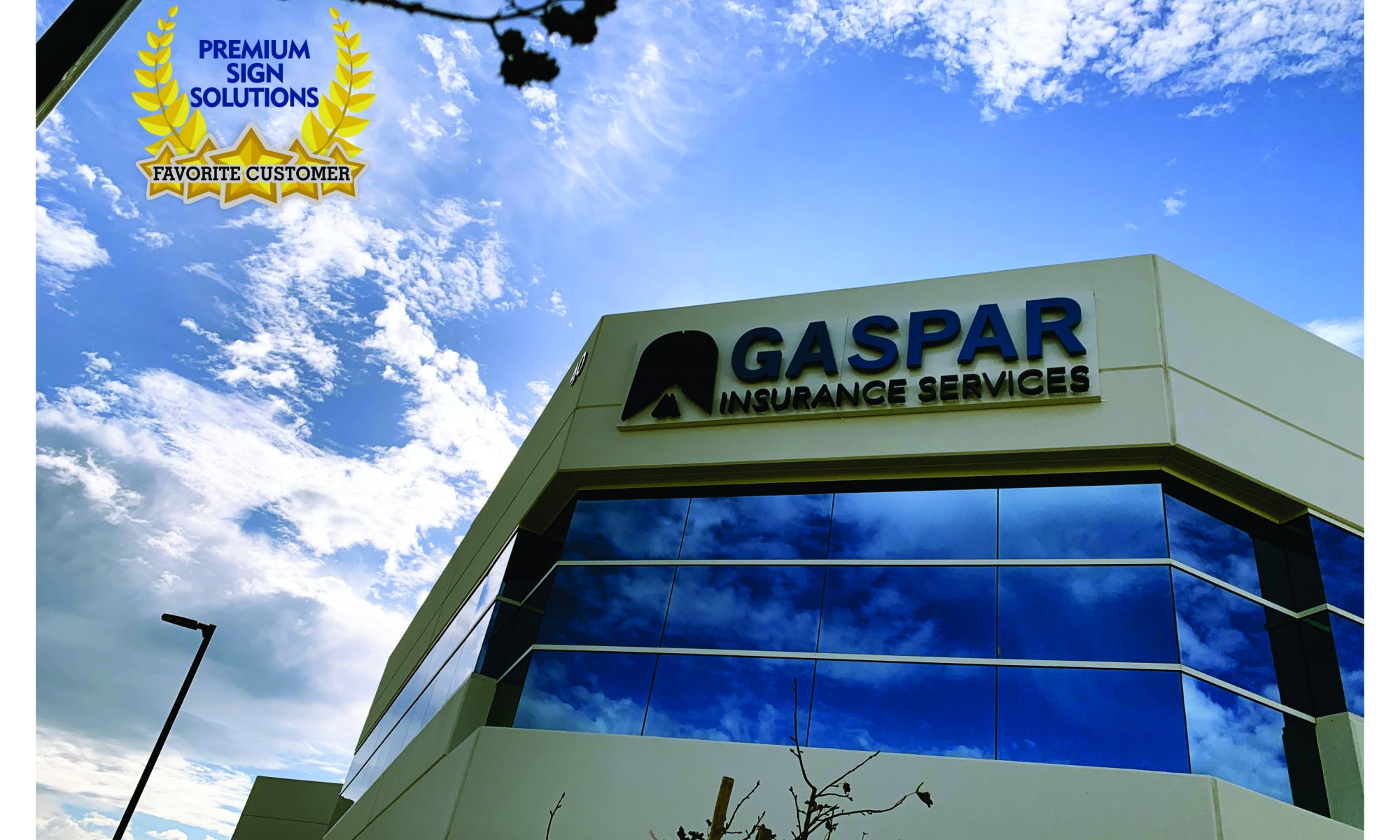 One of our favorite customers, Gaspar Insurance Services, wants to save you money TODAY and support our local restaurants in the process! Here's how: