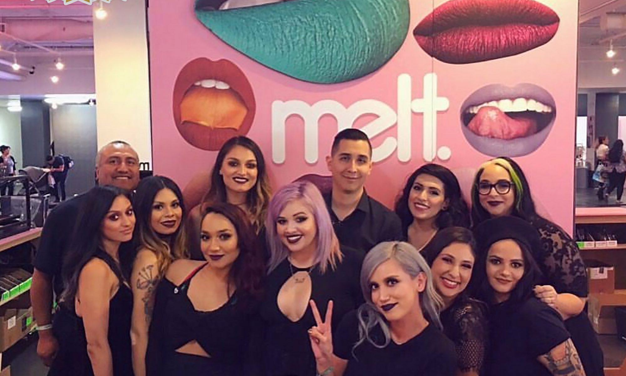 We can still look our best while sheltering in place. Especially for video calls and selfies. Put Melt Cosmetics' products to good use!