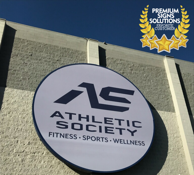 Athletic Society is one of our favorite customers. While their gym is closed, they are sharing at-home workouts to their members.