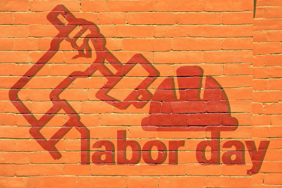 Labor Day is all about celebrating and honoring those whose build everything around us. Whose sweat and effort keep the world running: the workers!