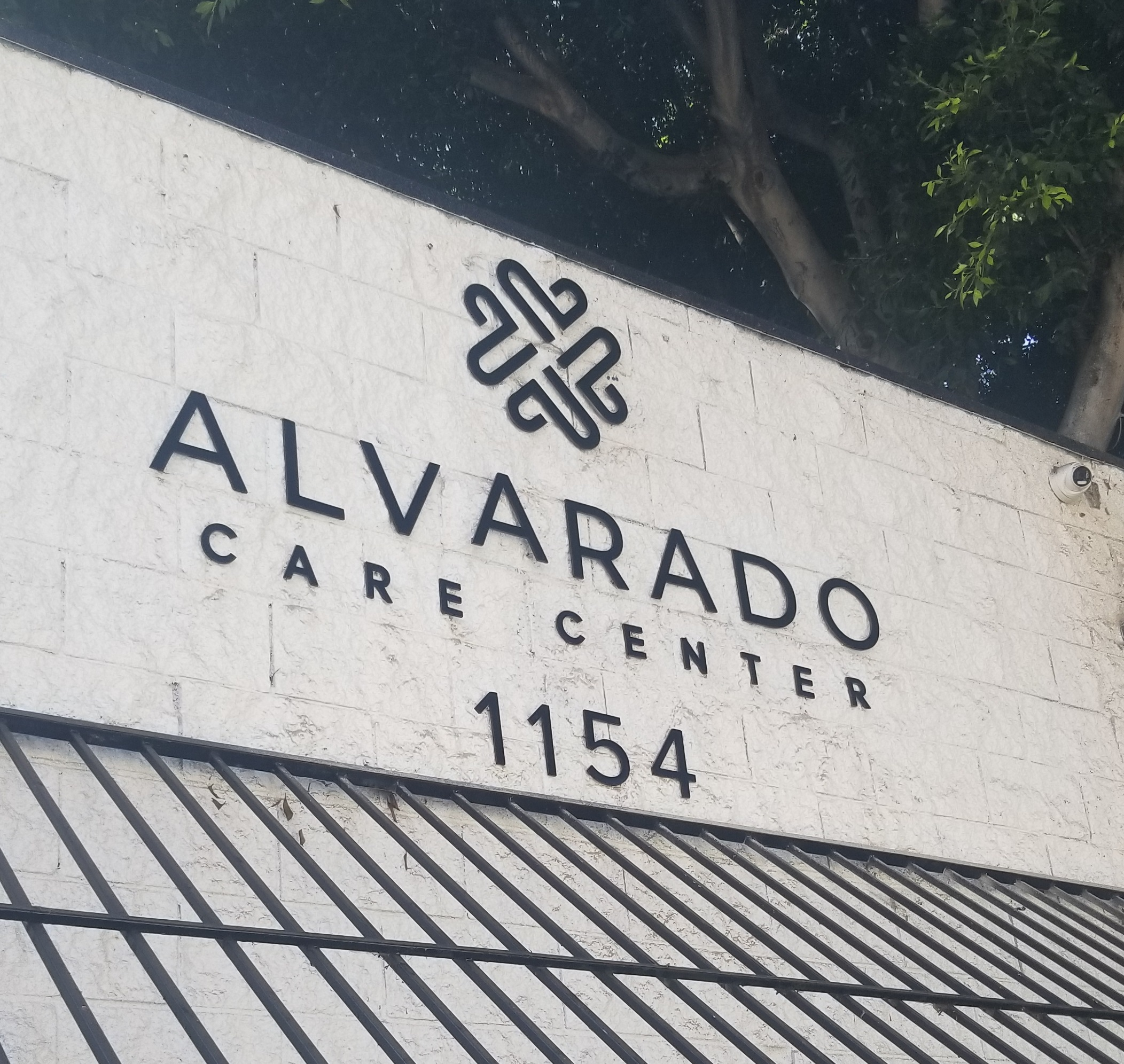 Project quality of your staff and services with impeccable signage, like the clinic dimensional lettering we installed for Alvarado Care Center in Los Angeles.