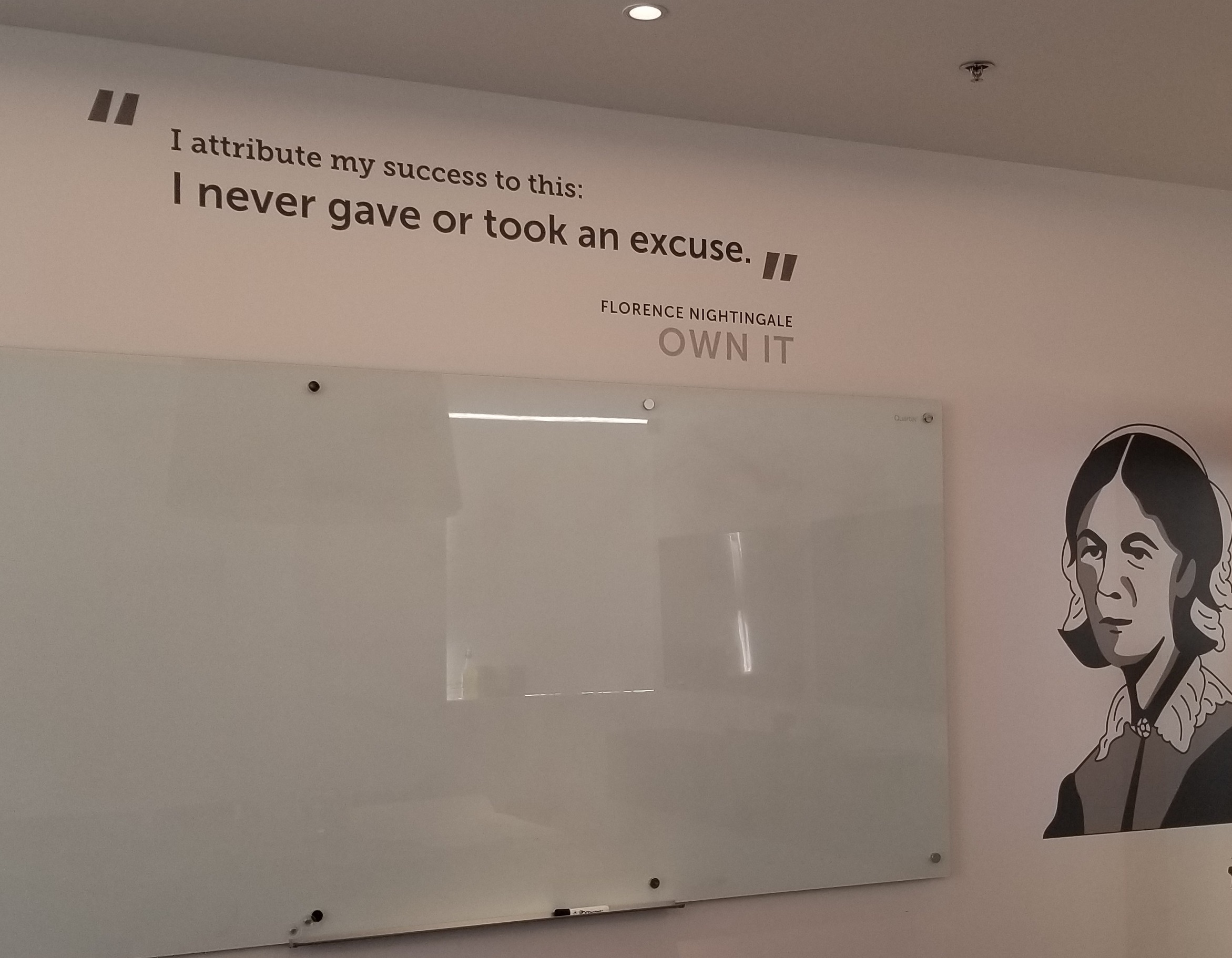 These conference room wall graphics are part of our ongoing Office Design Package for TigerConnect in Santa Monica.