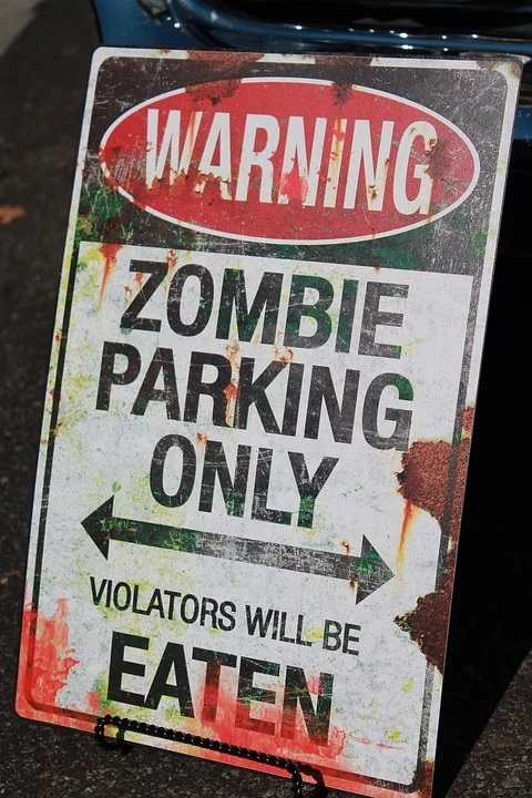 It's October, which means Halloween is right around the corner. So better prepare your Halloween signs to make your establishment spooky and creepy.